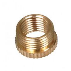 Lampholder Brass Reducer Nipple (1/2in - 10mm )