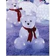 CHRISTMAS TEDDY BEAR 32 LED